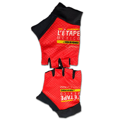 GUANTES LA ETAPA BY TOUR DE FRANCE ROJO