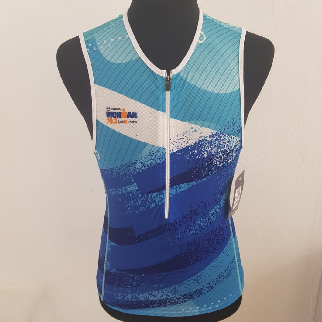 TRI TOP AZUL LOS CABOS 70.3 MEN