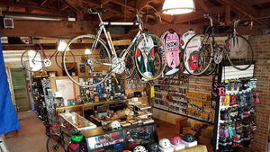Welcome to the new IttyBittyBikeShop website!