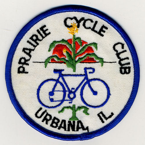Prairie Cycle Club Patches