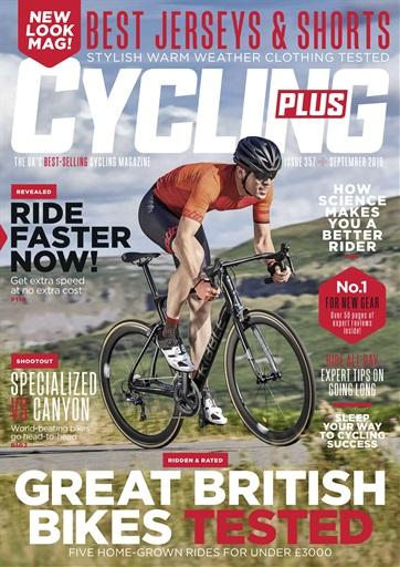 Cycling Plus Issue 357 (September 2019)