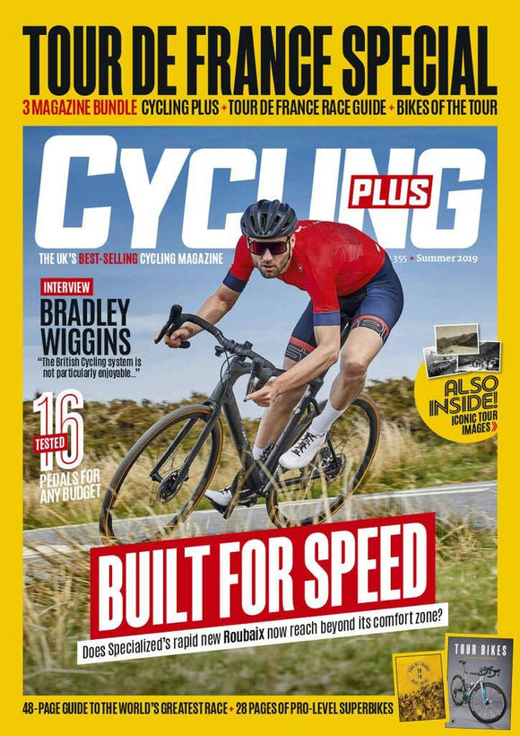 Cycling Plus Issue 355 (Summer 2019)