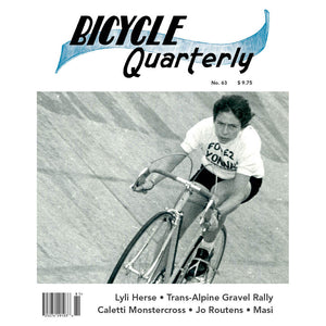 Bicycle Quarterly - #63 (Spring 2018)