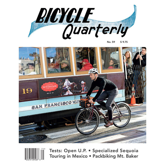Bicycle Quarterly - #59 (Spring 2017)