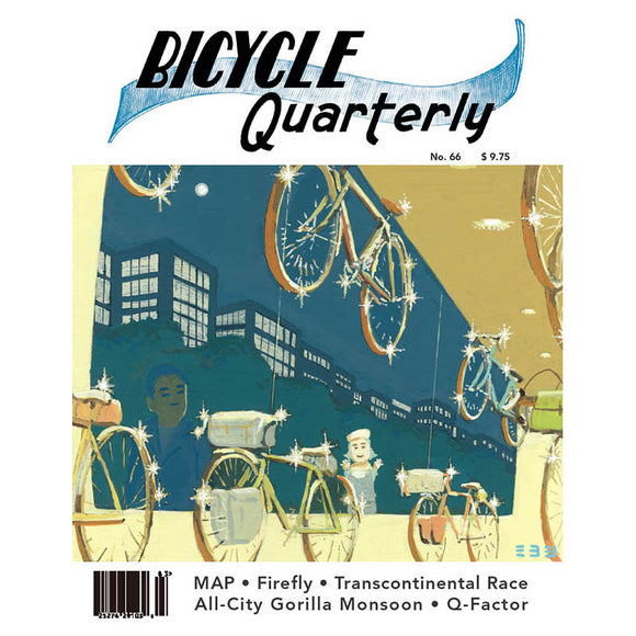 Bicycle Quarterly - #66 (Winter 2018)