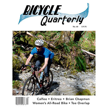 Bicycle Quarterly - #68 (Summer 2019)