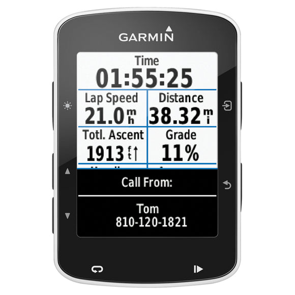 Garmin - Edge 520 (Bundle)