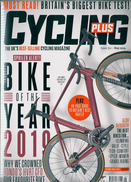 Cycling Plus Issue 352 (May 2019)