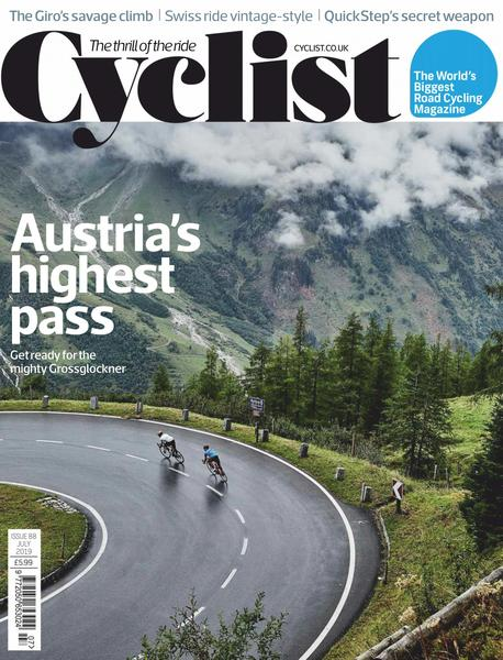 Cyclist Issue 88 (July 2019)