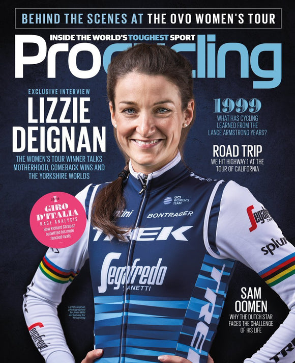 ProCycling Issue 258 (August 2019)