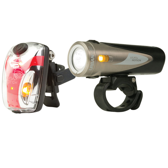 Light & Motion - Combo Urban 650 + Vis Micro