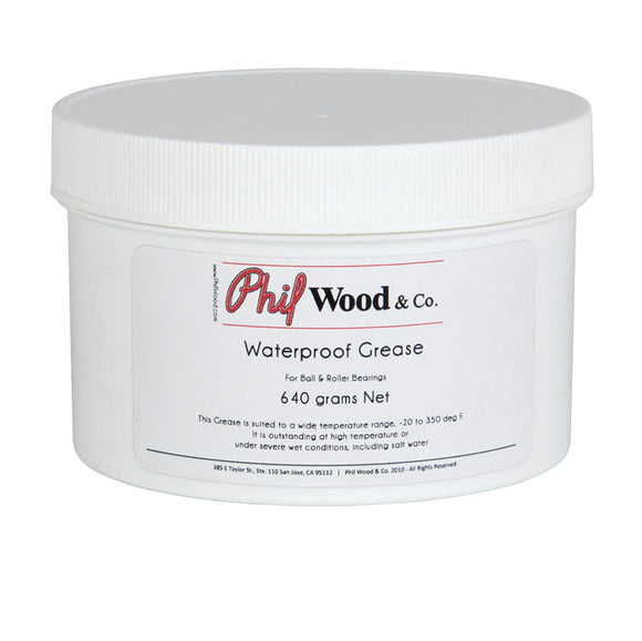 Phil Wood - Pro Waterproof Grease (22.5 Oz)