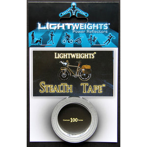 "Lightweights - Stealth Black Tape (100"" roll)"