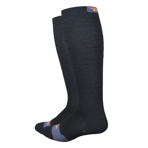 DeFeet - Thermeator Knee High (Black/Orange)