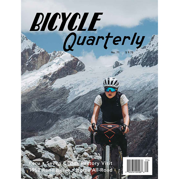 Bicycle Quarterly - #71 (Spring 2020)