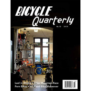 Bicycle Quarterly - #72 (Summer 2020)