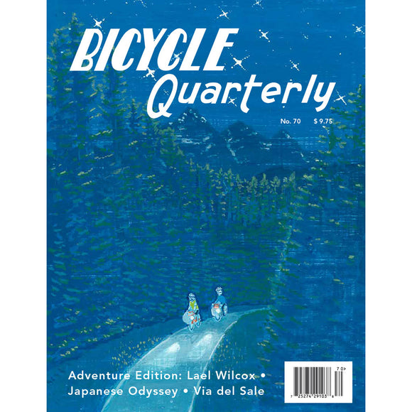 Bicycle Quarterly - #70 (Winter 2019)