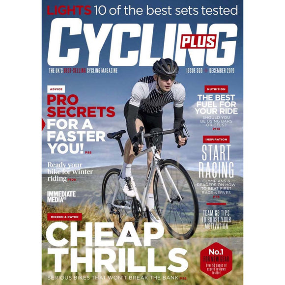 Cycling Plus Issue 360 (December 2019)