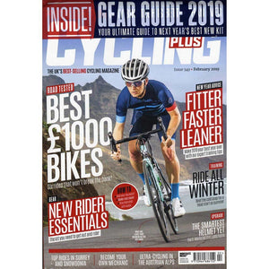 Cycling Plus Issue 349 (February 2019)