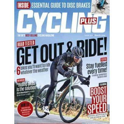 Cycling Plus Issue 350 (March 2019)