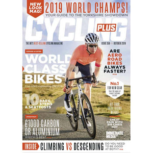 Cycling Plus Issue 358 (October 2019) - World Class Bikes