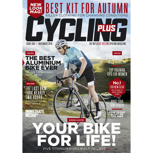 Cycling Plus Issue 359 (November 2019)