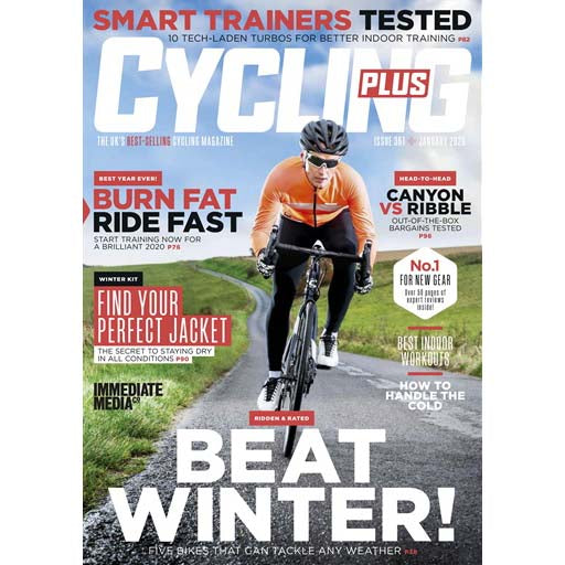 Cycling Plus Issue 361 (January 2020)