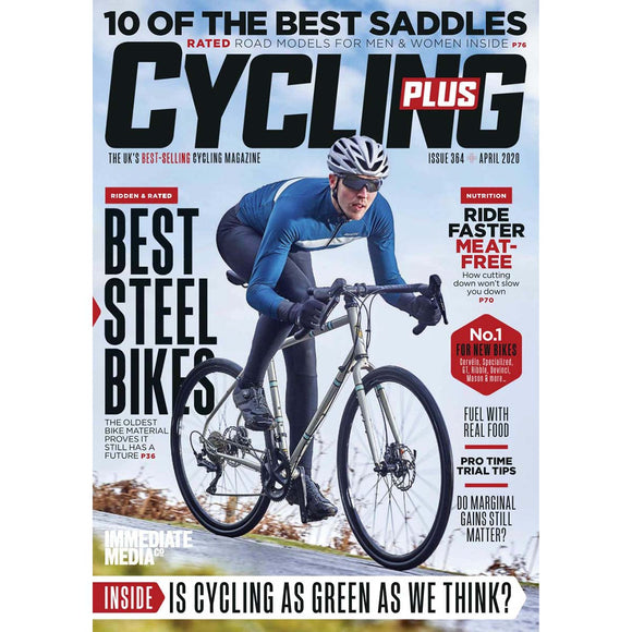 Cycling Plus Issue 364 (April 2020)