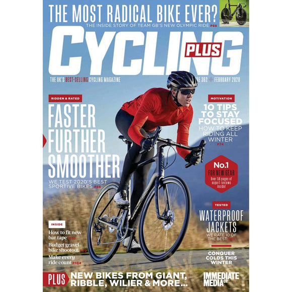 Cycling Plus Issue 362 (February 2020)