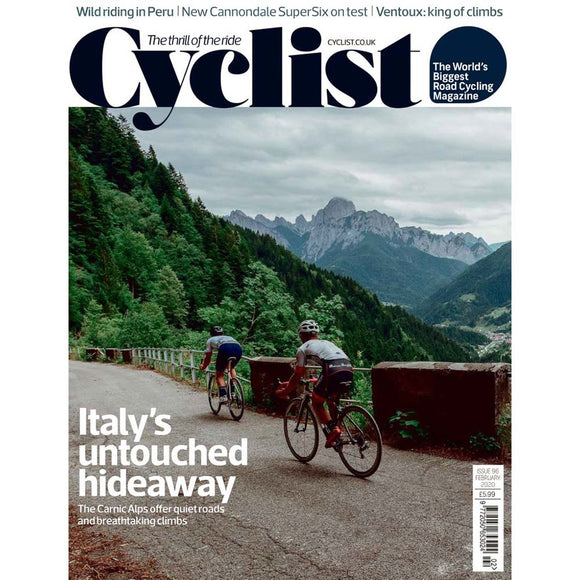 Cyclist Issue 96 (February 2020)