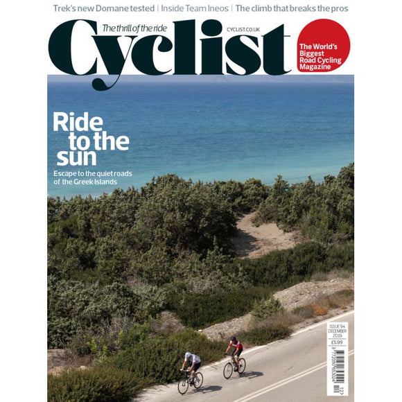 Cyclist Issue 94 (December 2019)