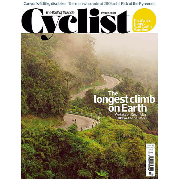 Cyclist Issue 93 (November 2019)