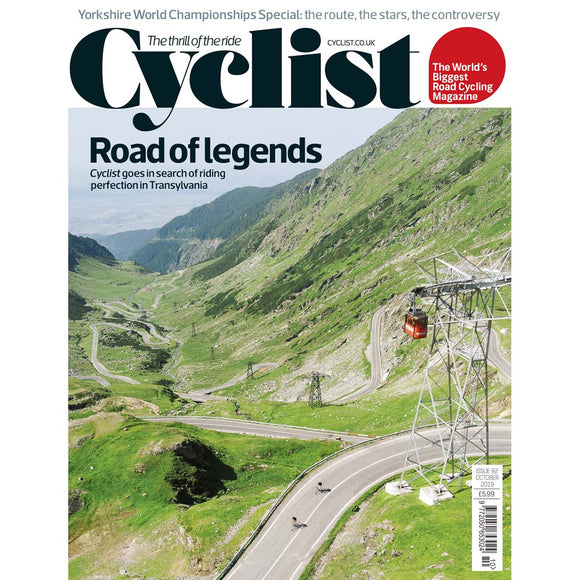 Cyclist Issue 92 (October 2019)