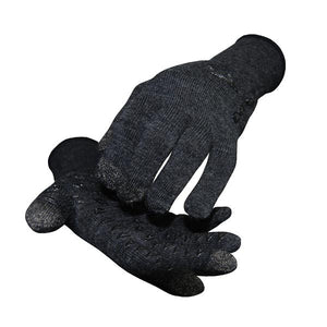DeFeet - Duraglove ET Wool (Charcoal)