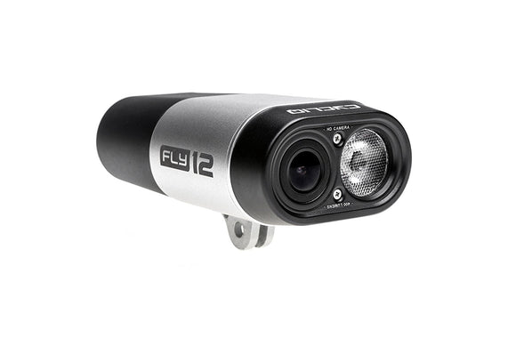 Cycliq - Fly12 1080p HD Camera and 400 Lumen Bike light