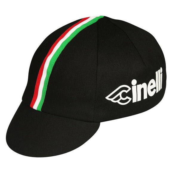 Pace - Cinelli Cycling Cap (black)