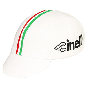 Pace - Cinelli Cycling Cap (white)