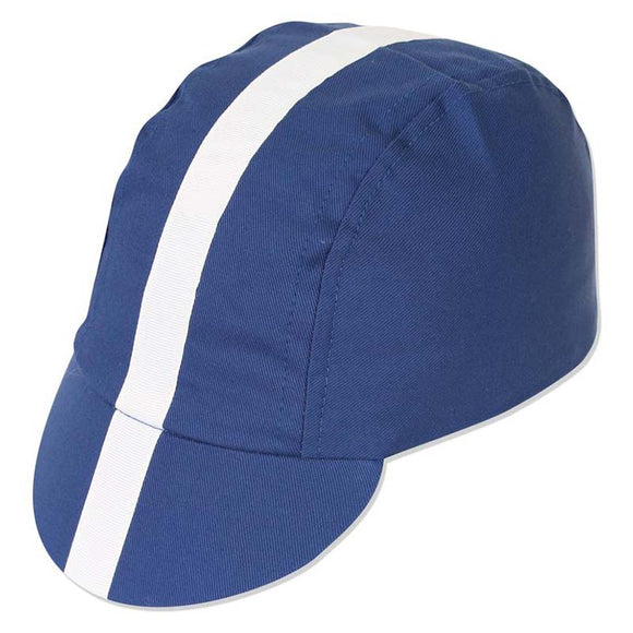 Pace - Classic Cycling Cap (blue/white)