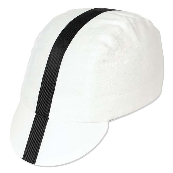 Pace - Classic Cycling Cap (white/black)