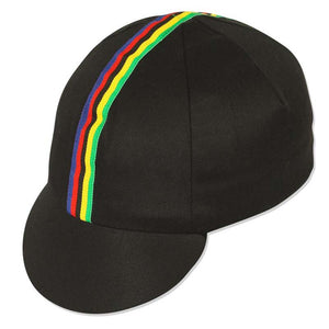 Pace - Traditional Cycling Cap WCS (black)