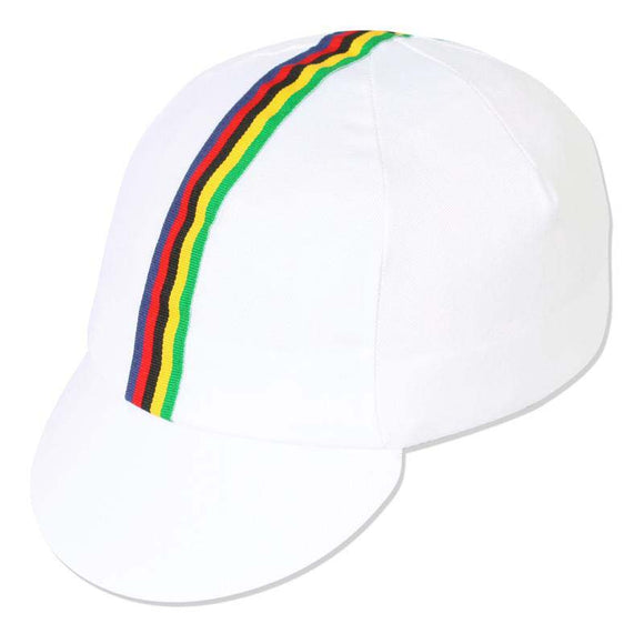 Pace - Traditional Cycling Cap WCS (white)