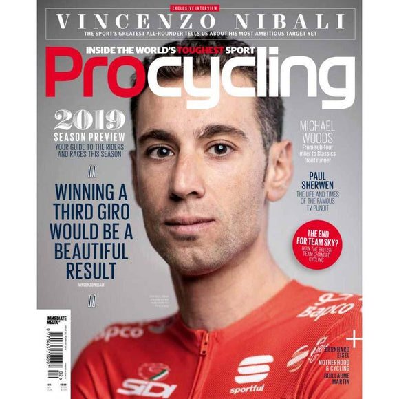 ProCycling Issue 252 (February 2019)
