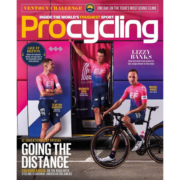 ProCycling Issue 260 (October 2019)