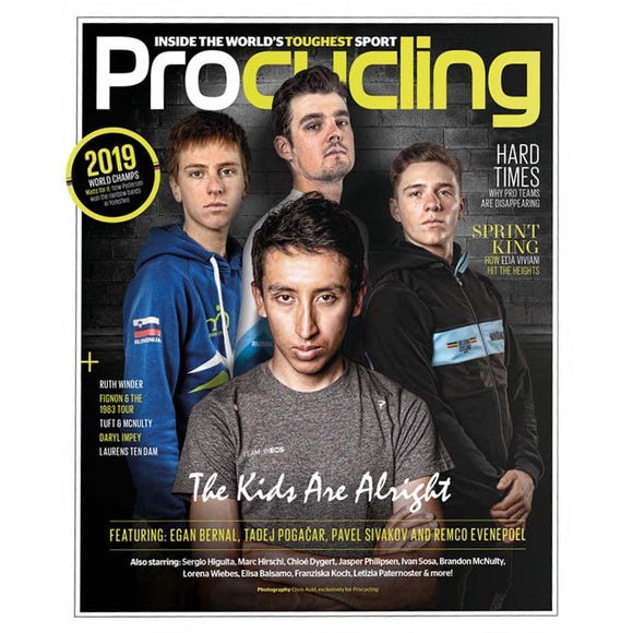 Pro Cycling Issue 262 (December 2019)