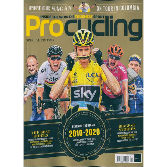 Pro Cycling Issue 264 (January 2020)
