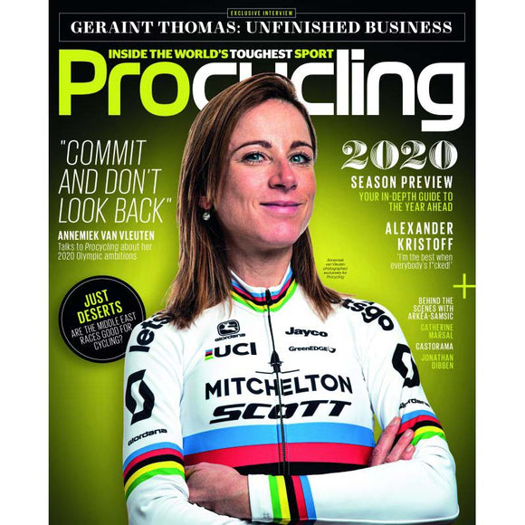 ProCycling Issue 265 (February 2020)
