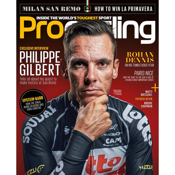 ProCycling Issue 266 (March 2020)
