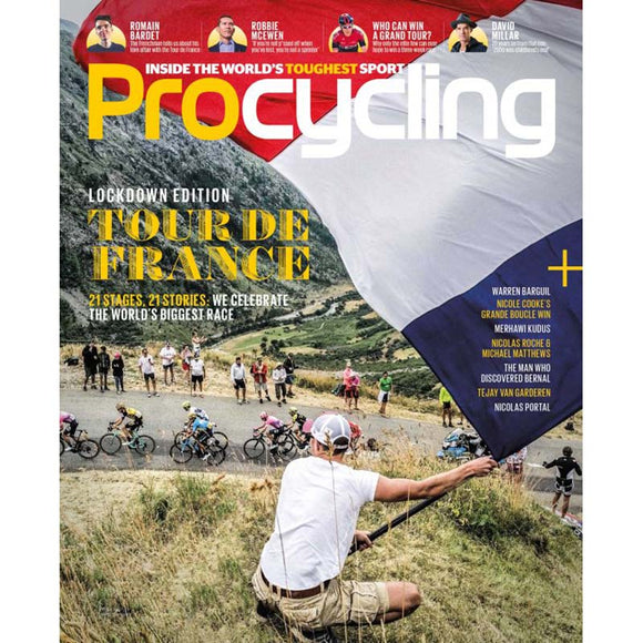 ProCycling Issue 271 (August 2020)