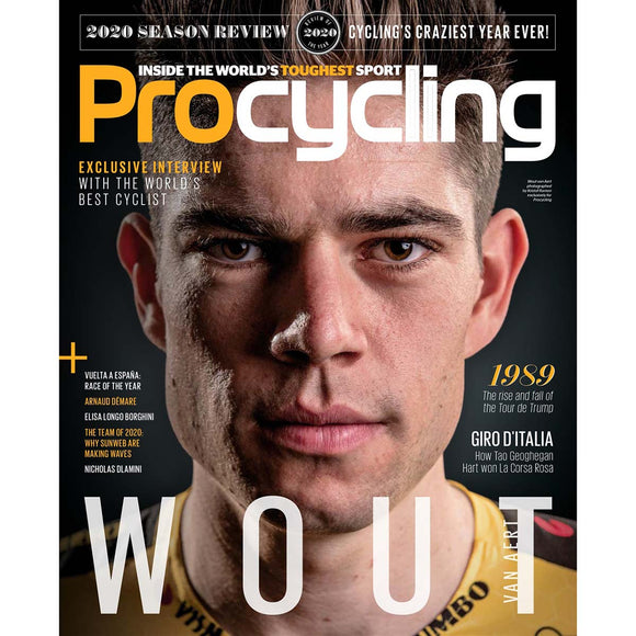 ProCycling Issue 276 (January 2021) - Wout van Aert
