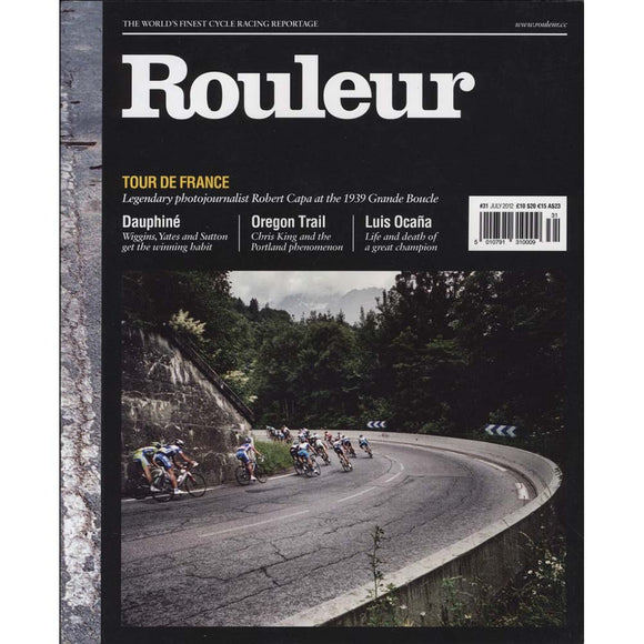 Rouleur - Issue 31 (July 2012)